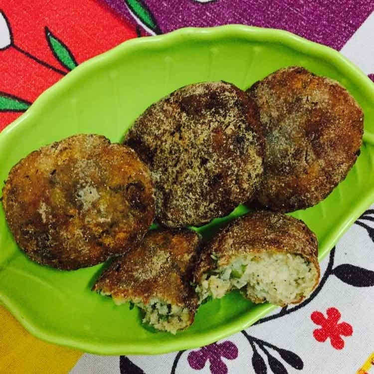 Photo of potato cutlet by Po Oja Kapoor at BetterButter