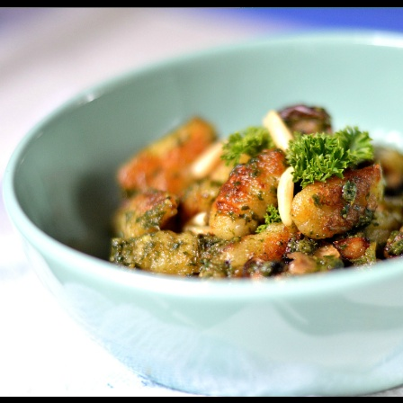 Photo of Gnocchi Egg-less Recipe by pooja khanna at BetterButter