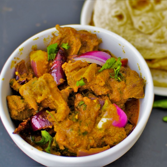 Photo of Mutton Do Pyaza by Pooja Nadkarni at BetterButter
