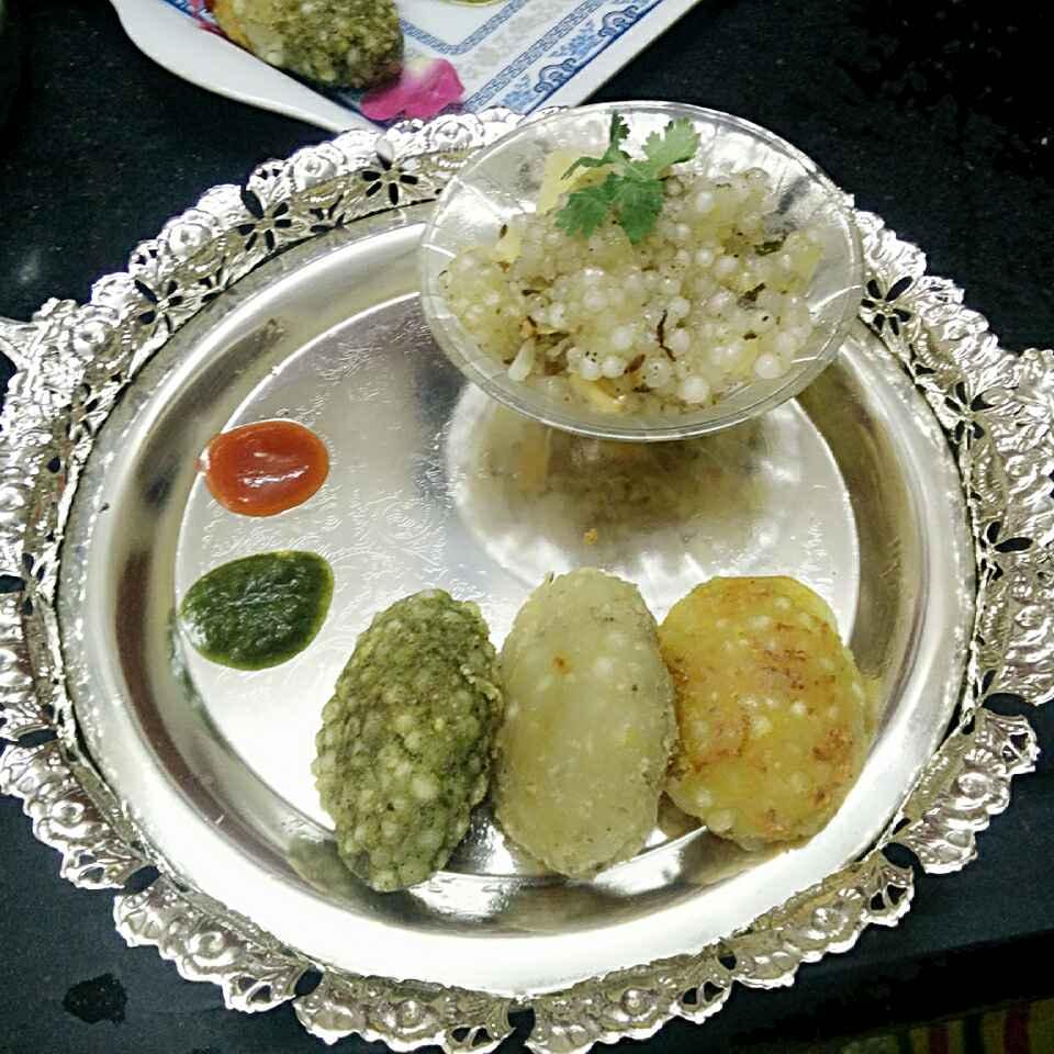 Photo of Falahari Tri colour sabudana wada by pooja thakkar at BetterButter