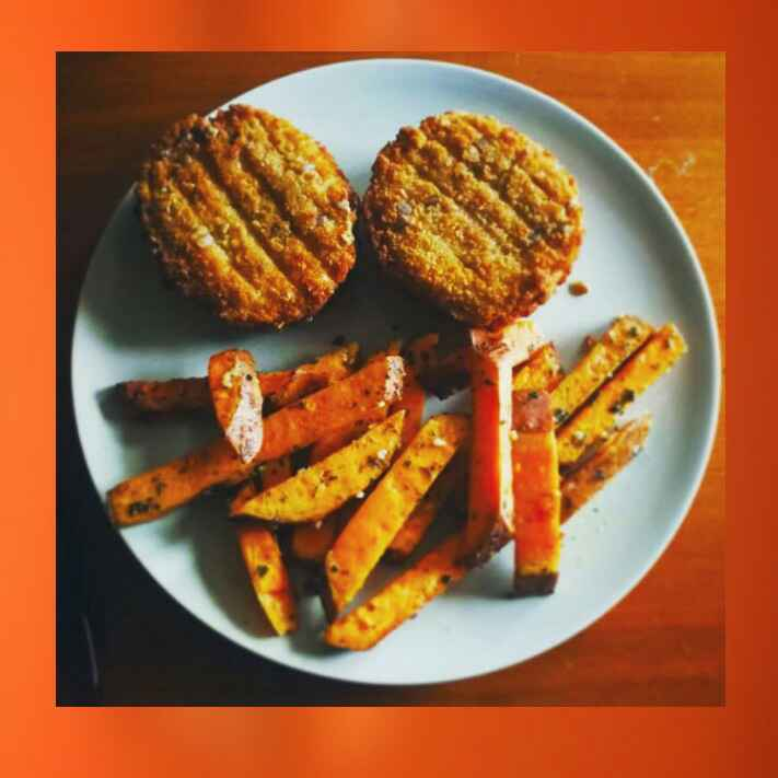 Photo of Sweet +potato sweetato nuggets by pooja verma at BetterButter