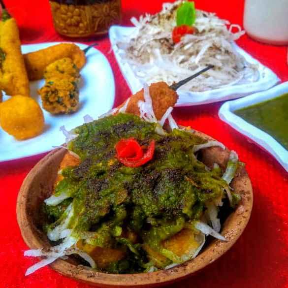 How to make दिल्ली के झटपट राम लड्डू परंपरागत नाश्ता