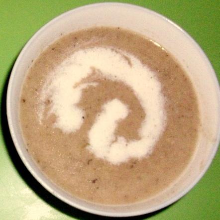 Photo of Cream of Mushroom Soup by Poonam Bachhav at BetterButter