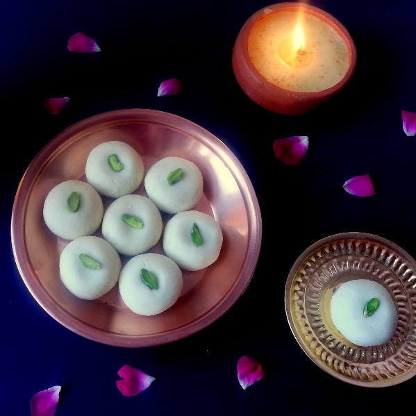 How to make Sandesh