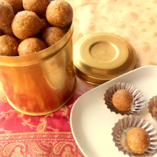 Photo of Dry Fruits Ladoo using Ghee and Jaggery by Poonam Bachhav at BetterButter