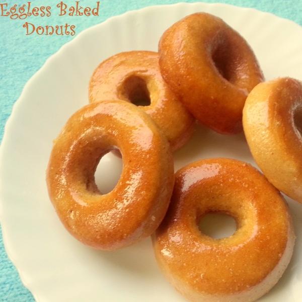 How to make Egg- less Doughnut