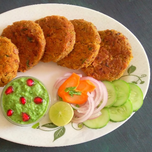 Photo of Vegetarian Shammi Kebab by Poonam Bachhav at BetterButter