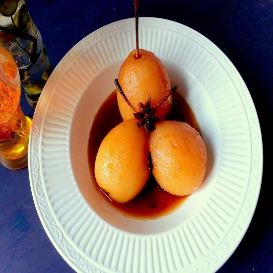 Photo of Poached Pears by Poonam Bachhav at BetterButter