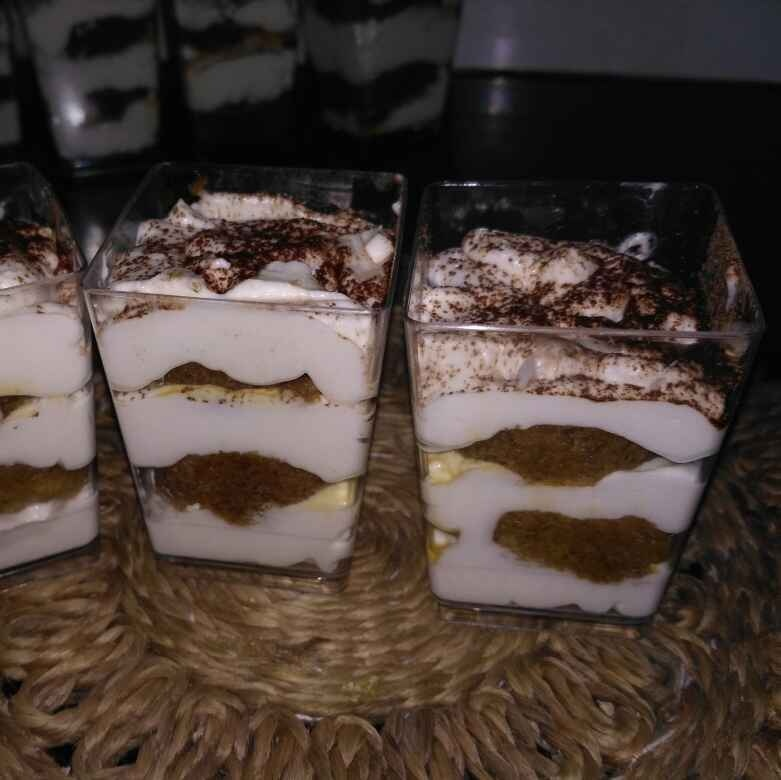 How to make Tiramisu (Eggless)