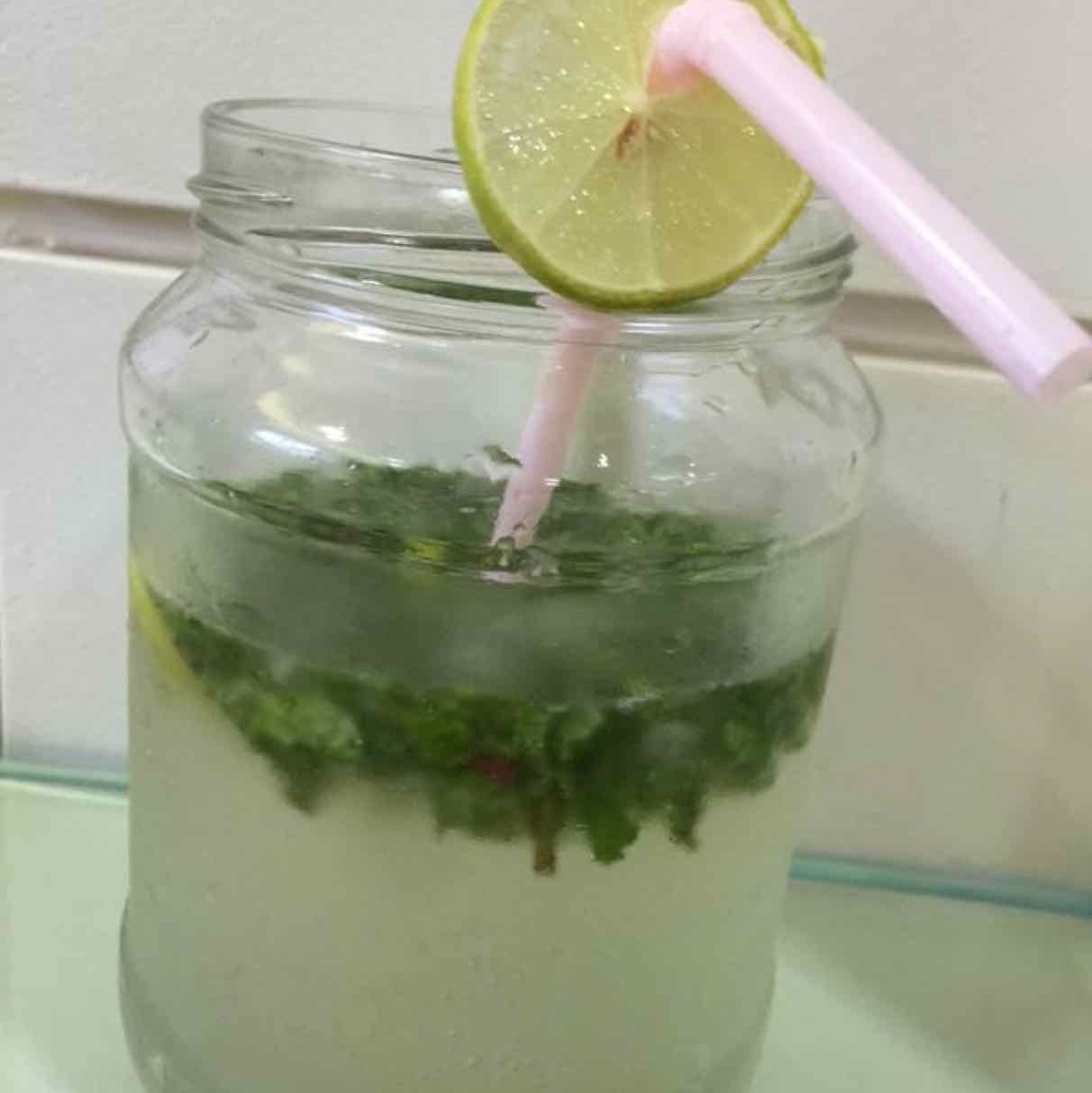 How to make Lemon mojito
