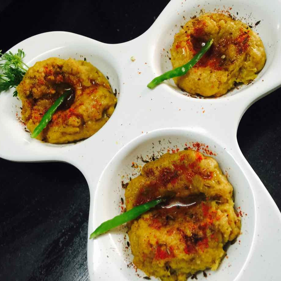 Photo of Wheat Flour Khichu by Poonam Kothari at BetterButter