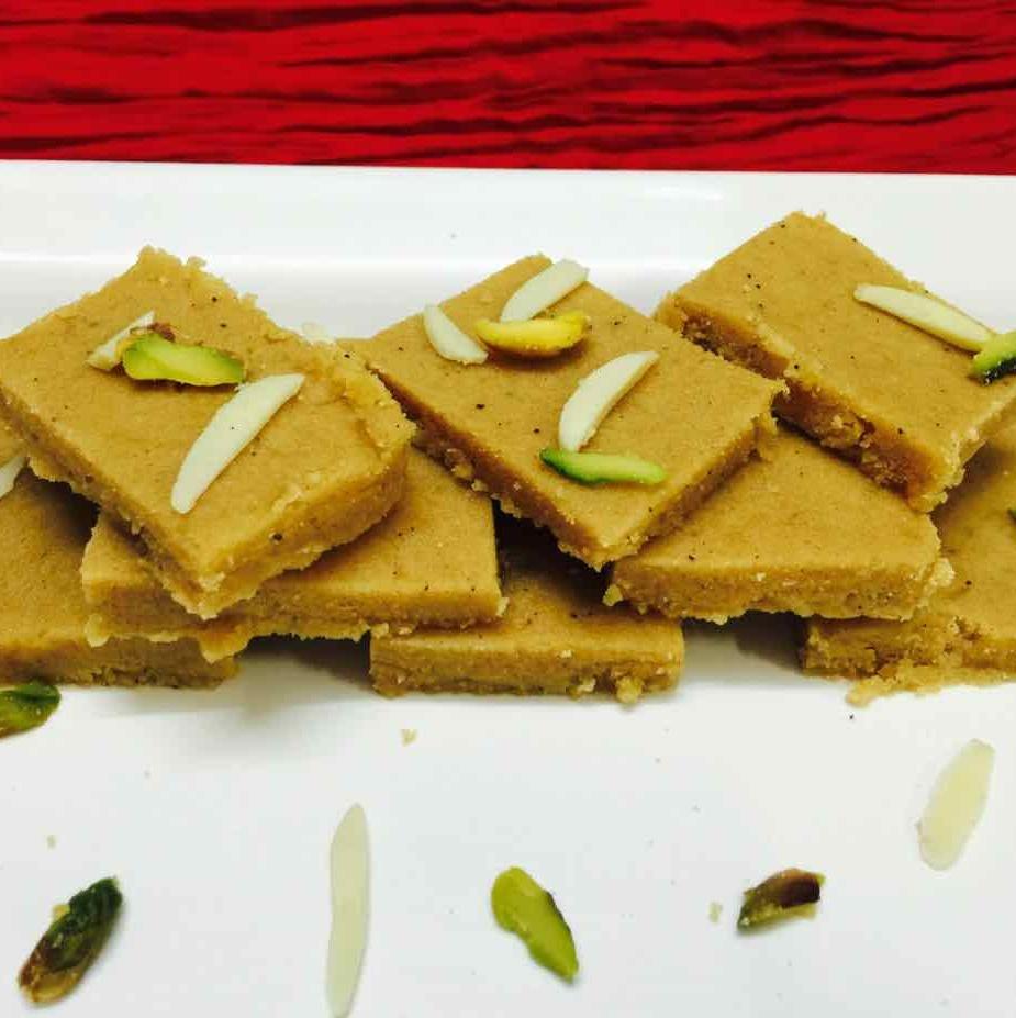 How to make sukhdi/golpapdi