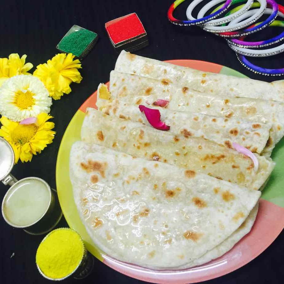 Photo of Authentic puran poli by Poonam Kothari at BetterButter