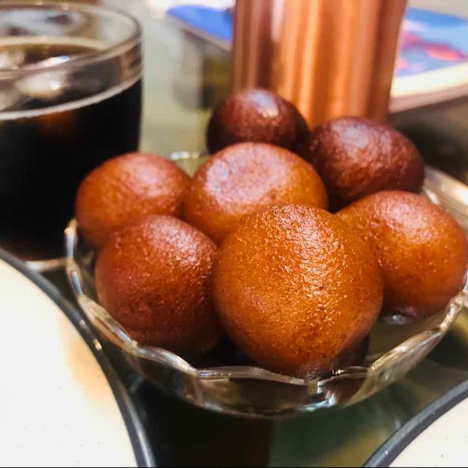 Photo of gulab jamun by Poonam Kothari at BetterButter