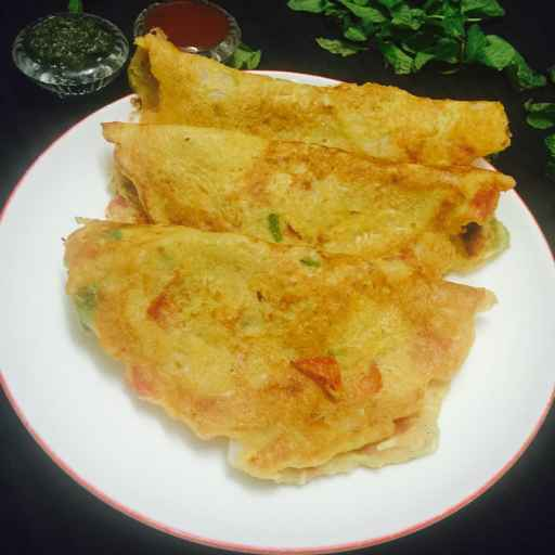 Photo of Oats quinoa  chillas by Poonam Kothari at BetterButter