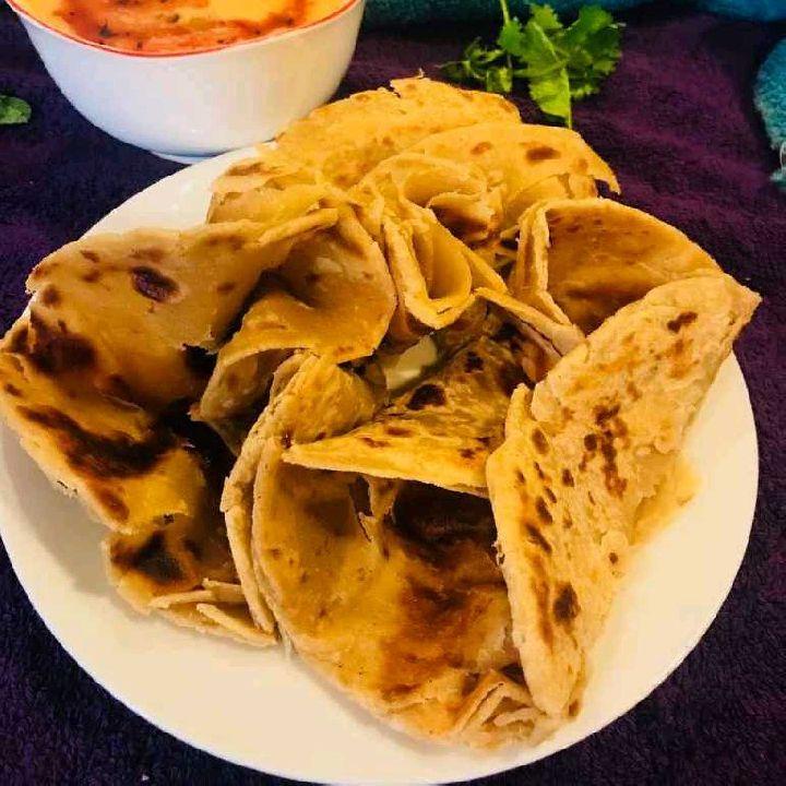 How to make Chura parathas