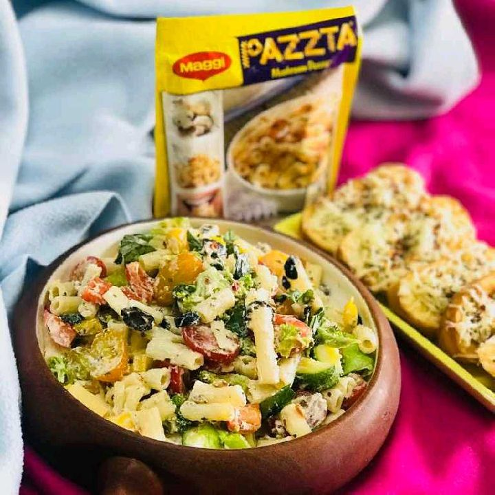 How to make Maggi Pazzta salad