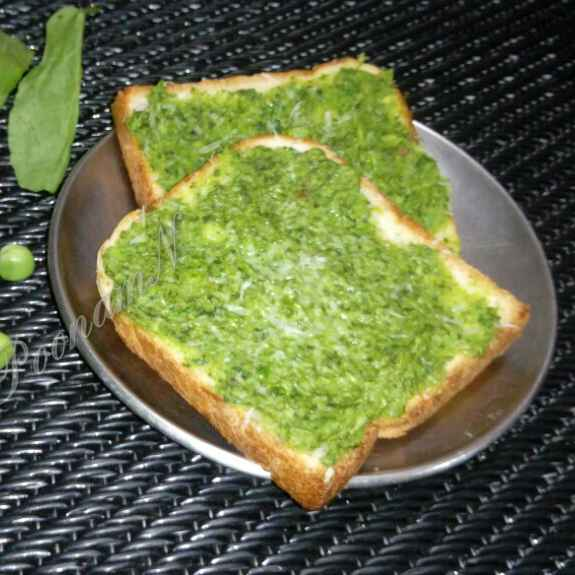 Photo of Green sandwich by Poonam Nikam at BetterButter