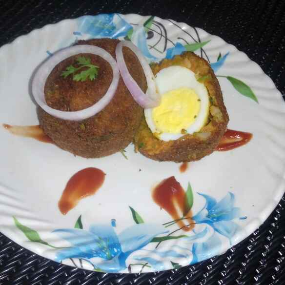 How to make Egg Pakoda