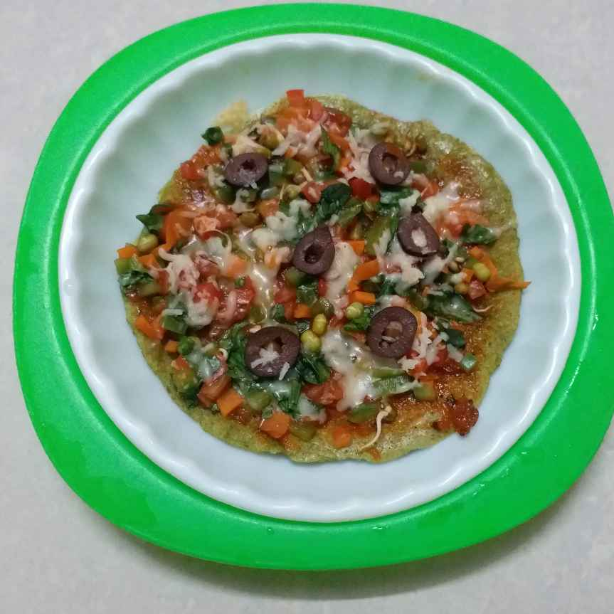 Photo of Heathy Dosa Pizza by Poonam Nikam at BetterButter
