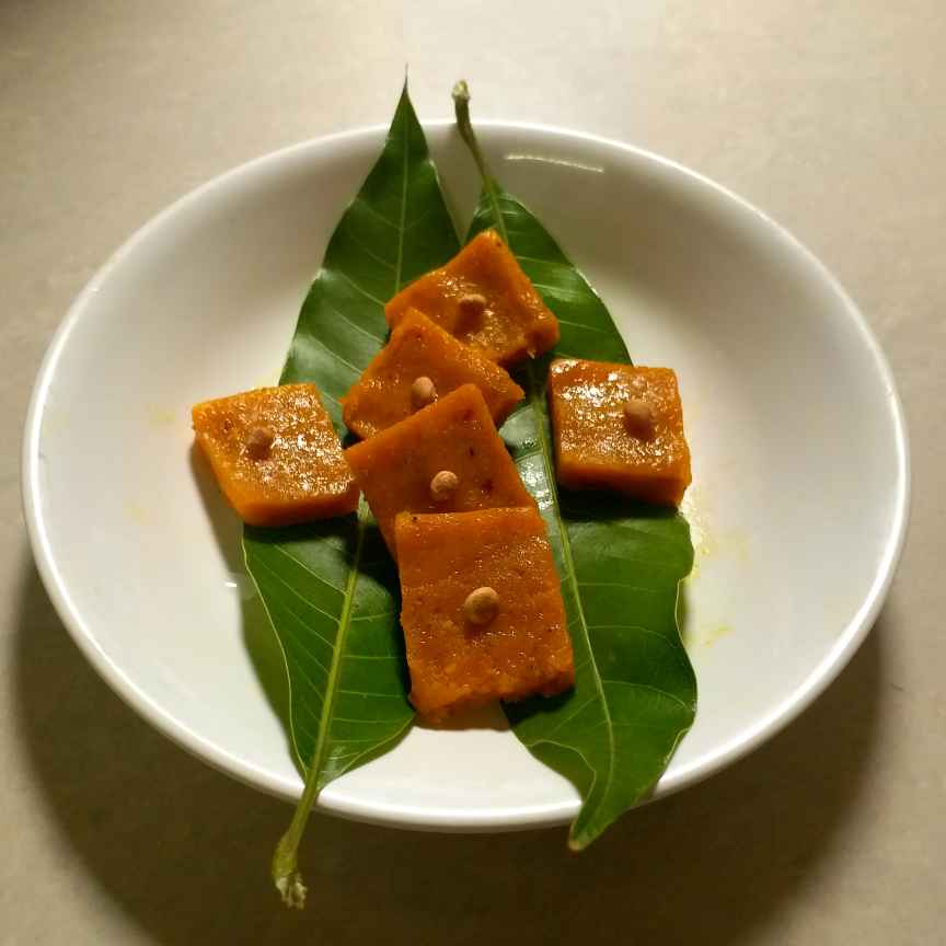 Photo of Mango Barfi by Poonam Nikam at BetterButter
