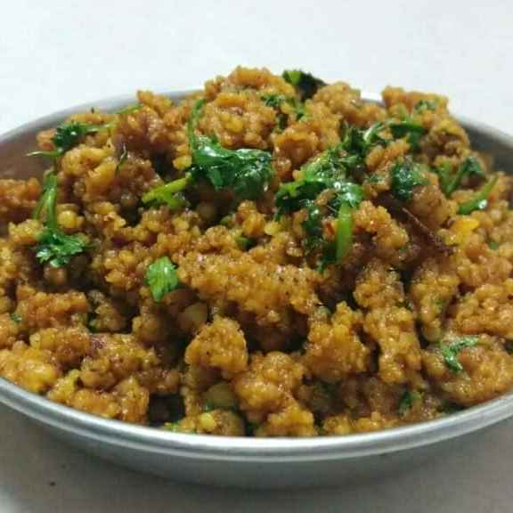 Photo of Arbi Kheema Fry by Poonam Nikam at BetterButter