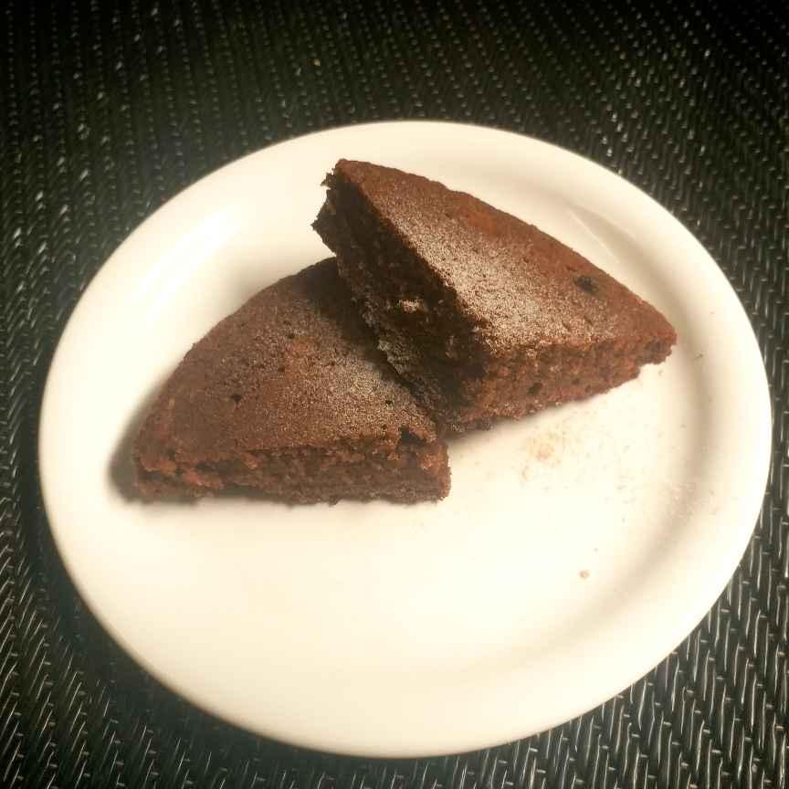 How to make एगलेस चॉकलेट केक