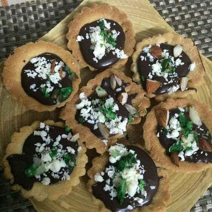 How to make Chocolate Tarts
