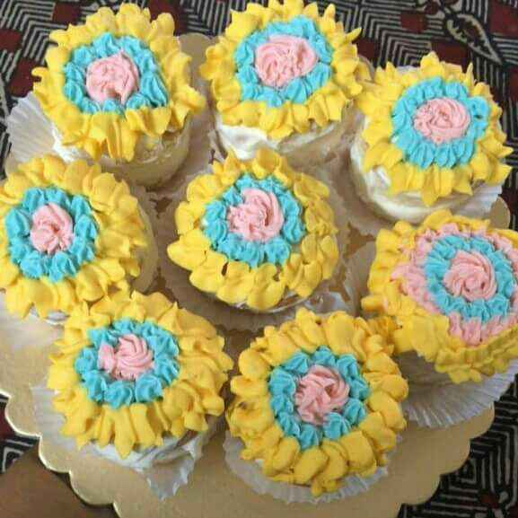 Photo of Vanilla Cup Cakes by Poonam Puri at BetterButter