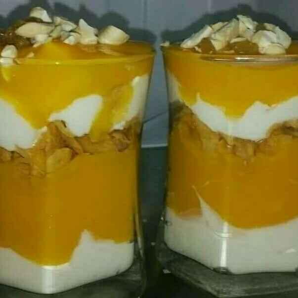 How to make Mango Parfait