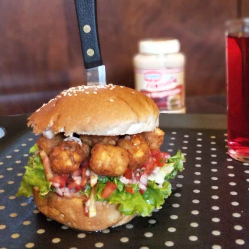 How to make Tex Mex Burger