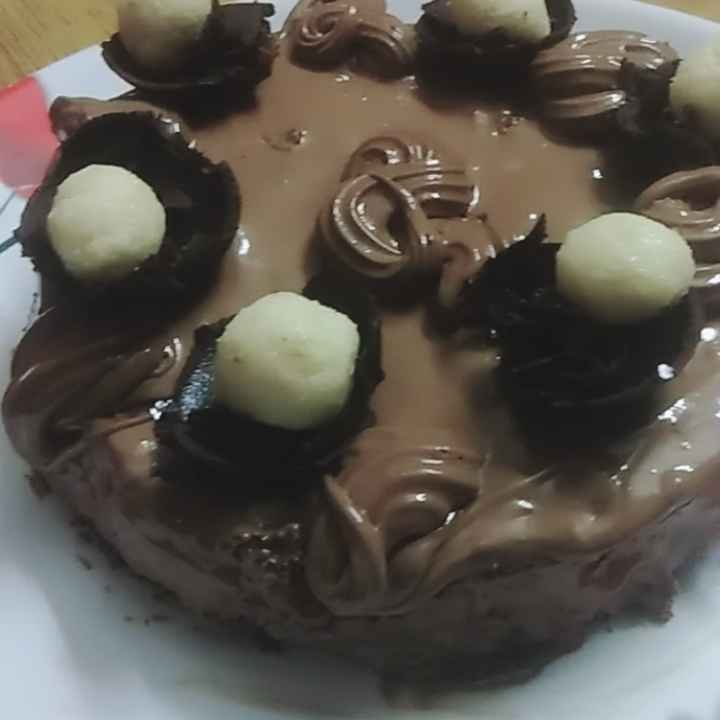Photo of Chocolate truffle cake by poonam singh at BetterButter