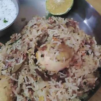 Photo of egg biryani by poonam singh at BetterButter