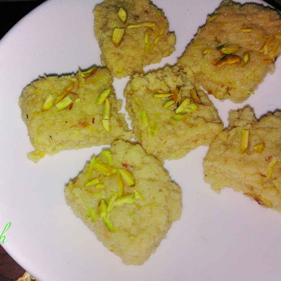 How to make कलाकंद