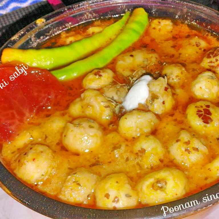 How to make Makhane ki sabji
