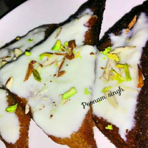 Photo of Double ka meetha by Poonam Singh at BetterButter