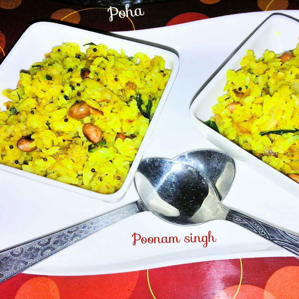 Photo of Maggi masala poha by Poonam Singh at BetterButter