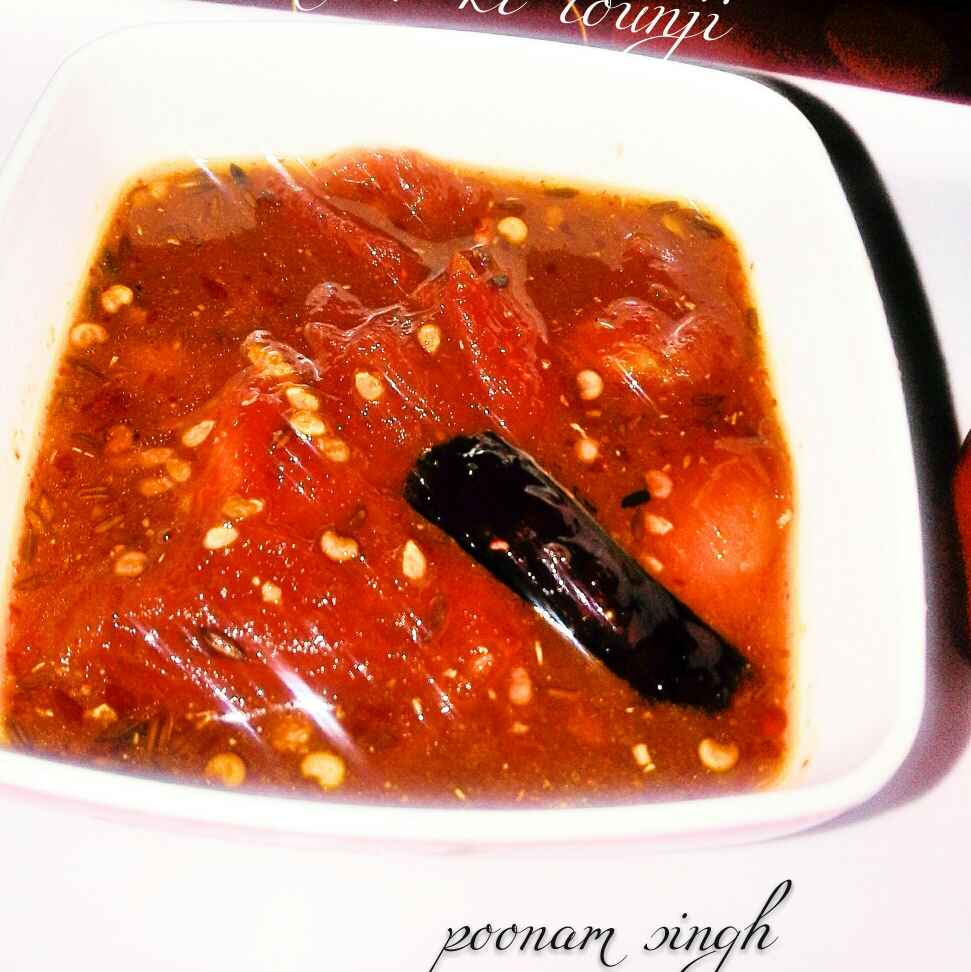 Photo of Tamatar ki launji by Poonam Singh at BetterButter