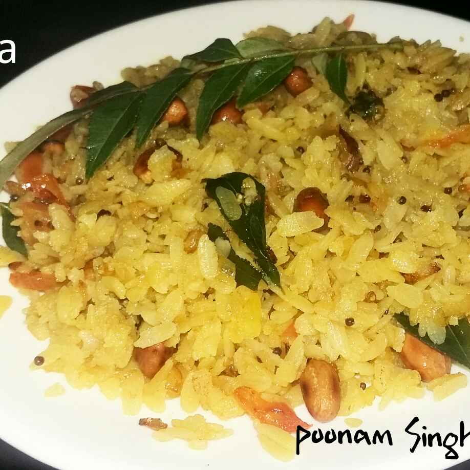 Photo of Poha by Poonam Singh at BetterButter