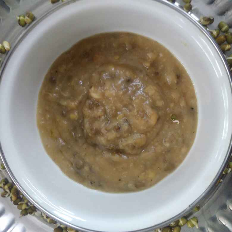 Photo of Sprouted green gram payasam by poorani Kasiraj at BetterButter