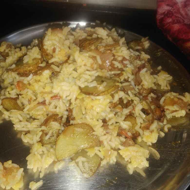 Photo of potato rice by poorani Kasiraj at BetterButter