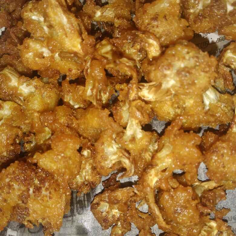 Photo of Curd califlower fry by poorani Kasiraj at BetterButter