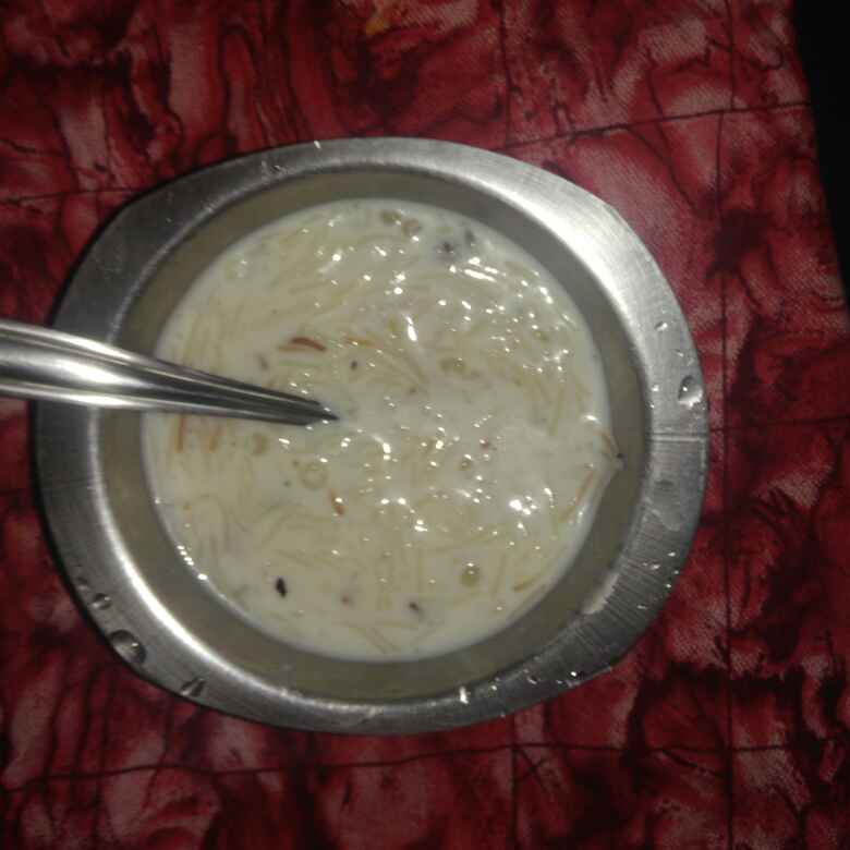 Photo of Semiya payasam by poorani Kasiraj at BetterButter