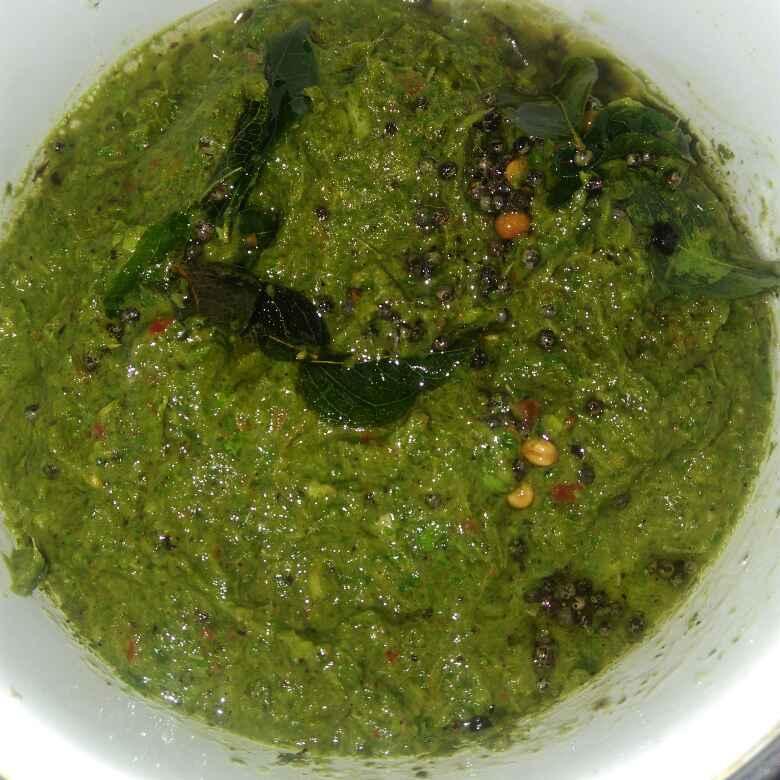 Photo of Mint chutney by poorani Kasiraj at BetterButter