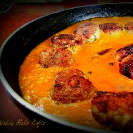 Photo of Chicken Malai Kofta by Poulomi Ghosh at BetterButter