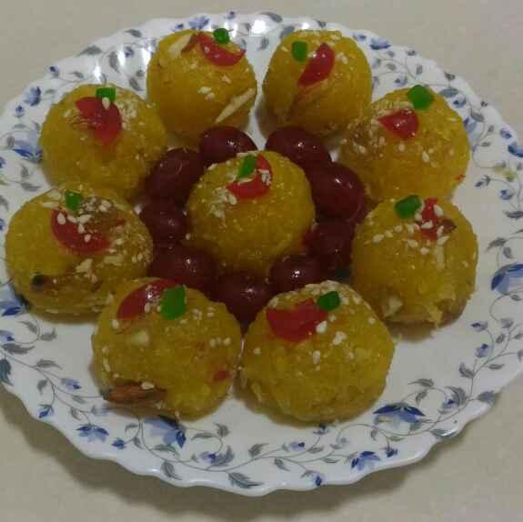 How to make Papite ke laddu