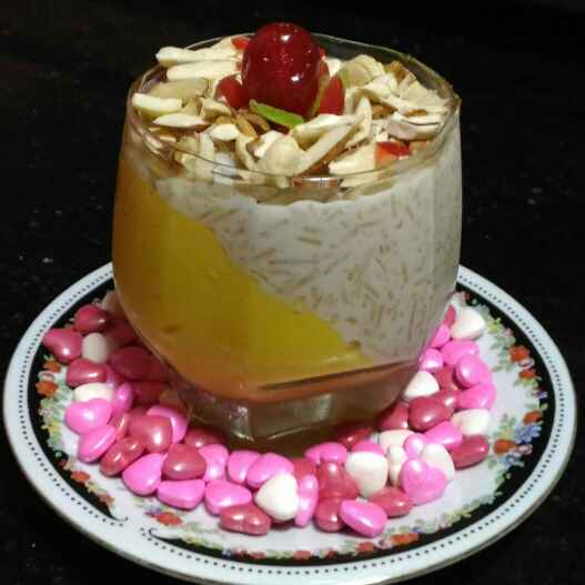 Photo of Custard kheer panna cotta by Prabha Goel at BetterButter