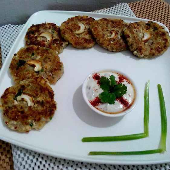 Photo of Paneer Aloo tikki by Prabhleen Kaur at BetterButter