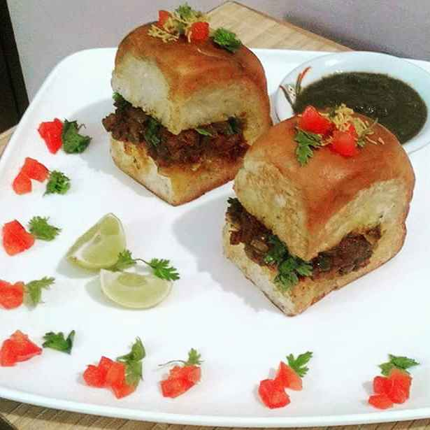 How to make Masala Pav
