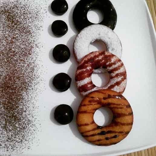 How to make Eggless Doughnuts
